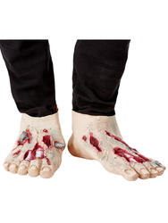 Zombie Latex Feet
