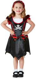 Toddler Pirate Girls Costume