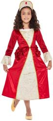 Tudor Princess Girls Costume