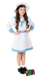 Edwardian Garden Girl Costume