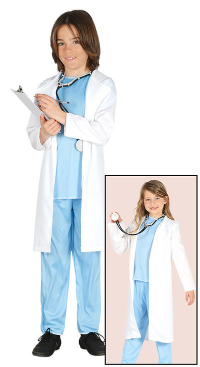 Surgeon Kids Costume