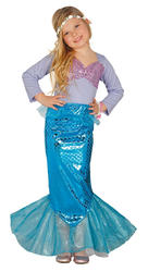Mermaid Girls Fancy Dress