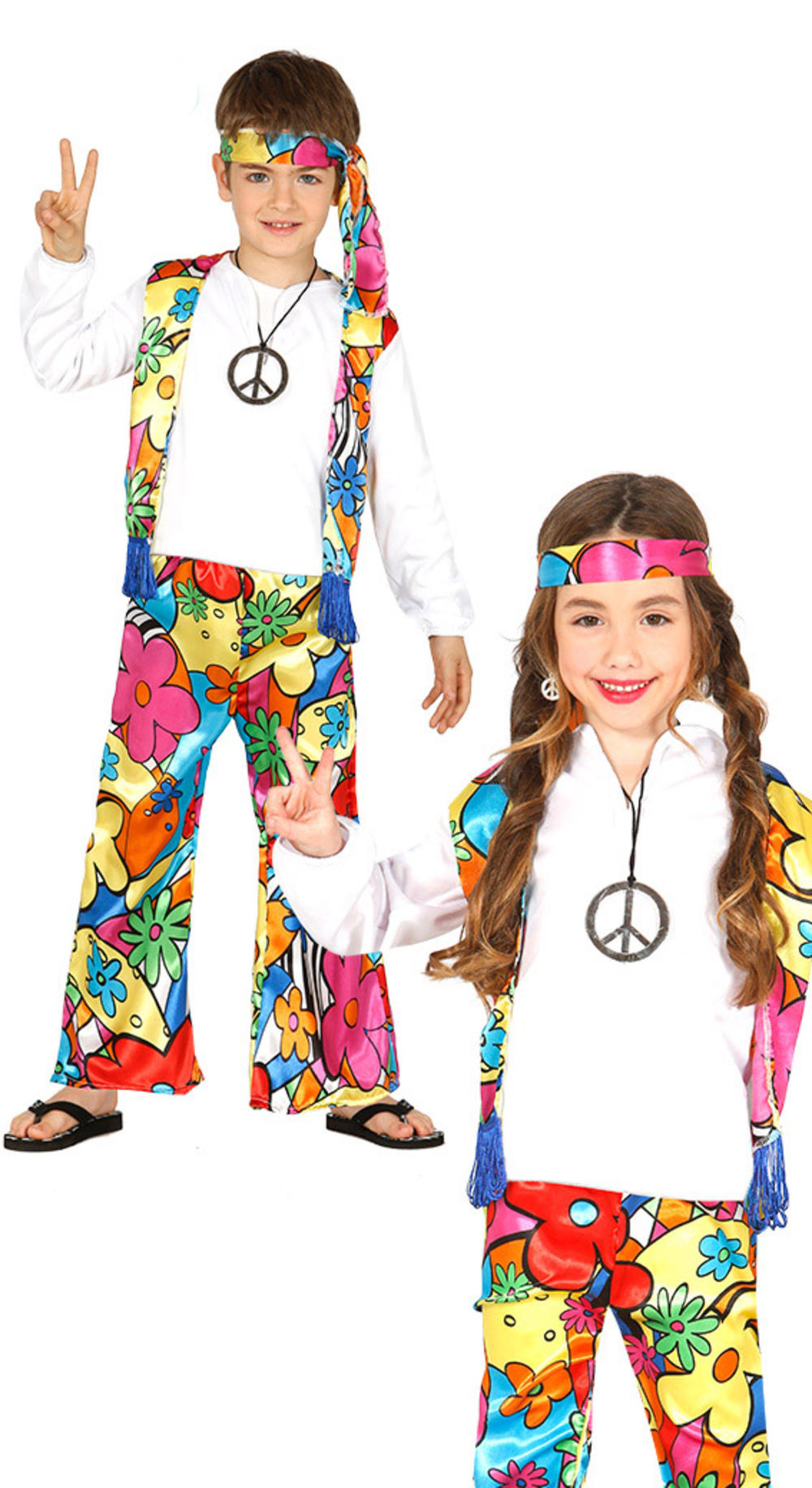 Hippie Kids Costume