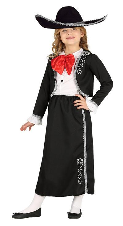 Mariachi Girls Costume