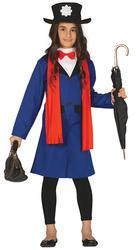 Victorian Babysitter Girls Costume