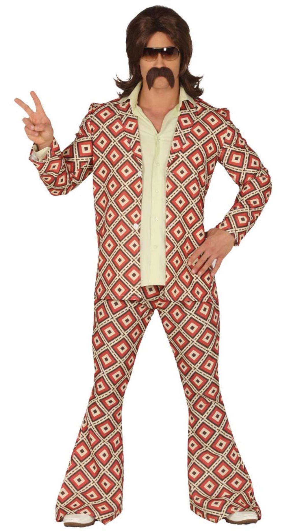 70s Man Adults Costume