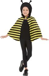 Kids Bumblebee Hooded Cape