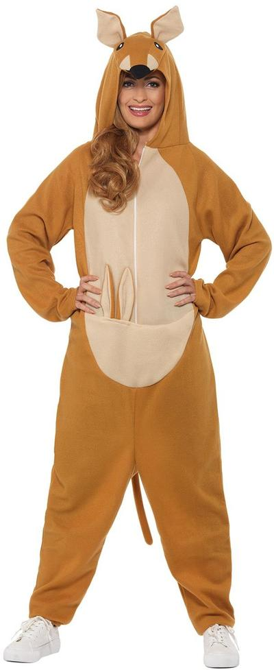 Kangaroo Adults Costume