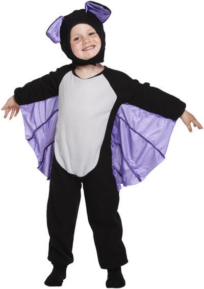 Toddlers Bat Suit Costume