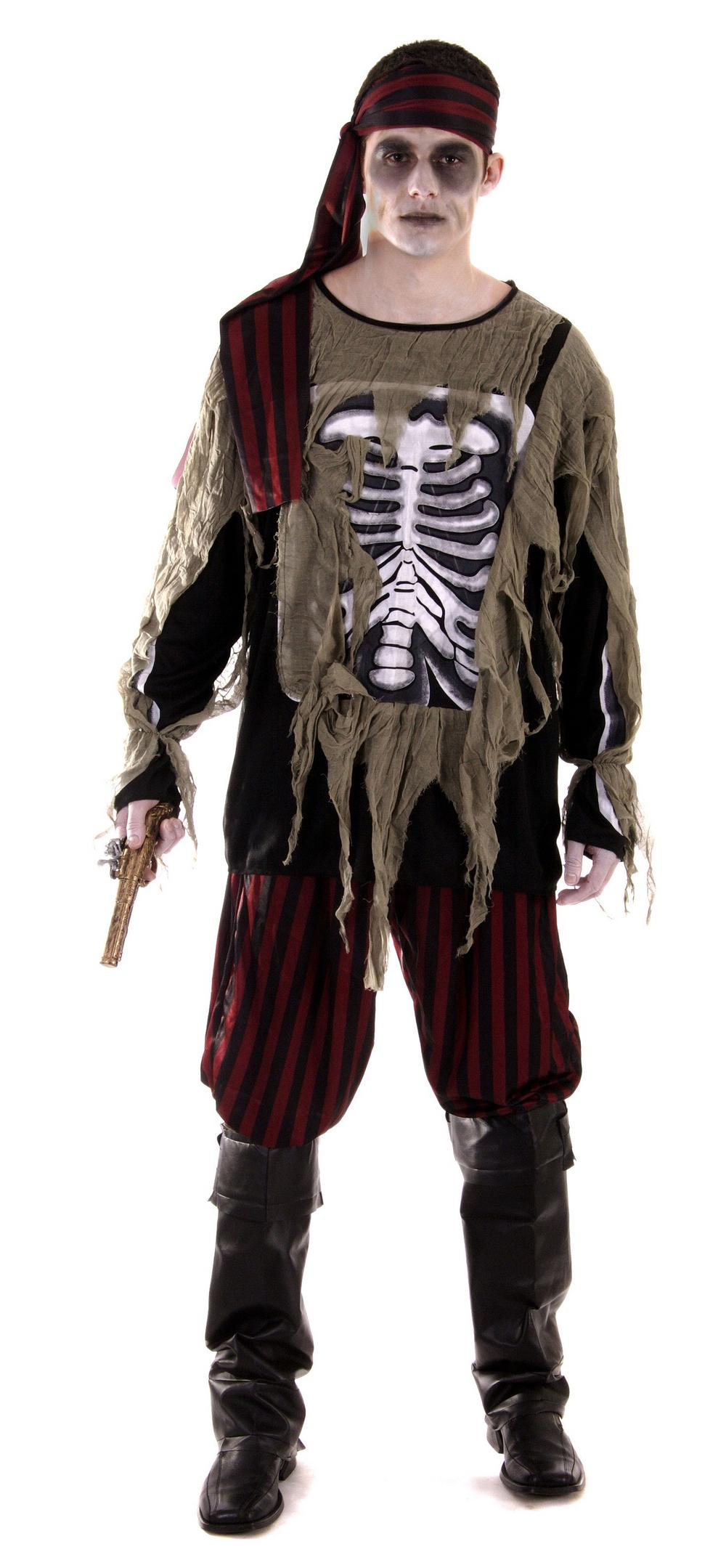 Ghost Ship Pirate Costume | Ghost Costumes
