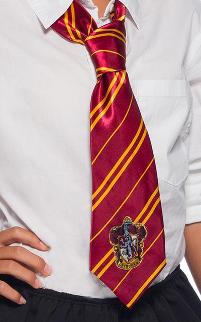 Kids Gryffindor Tie