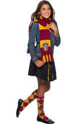 Deluxe Gryffindor Scarf