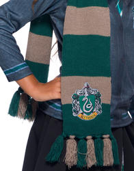 Deluxe Slytherin Scarf