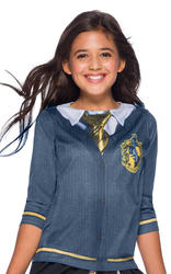 Kids Hufflepuff Costume Top