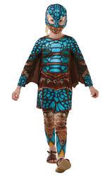 Deluxe Battlesuit Astrid Girls Costume