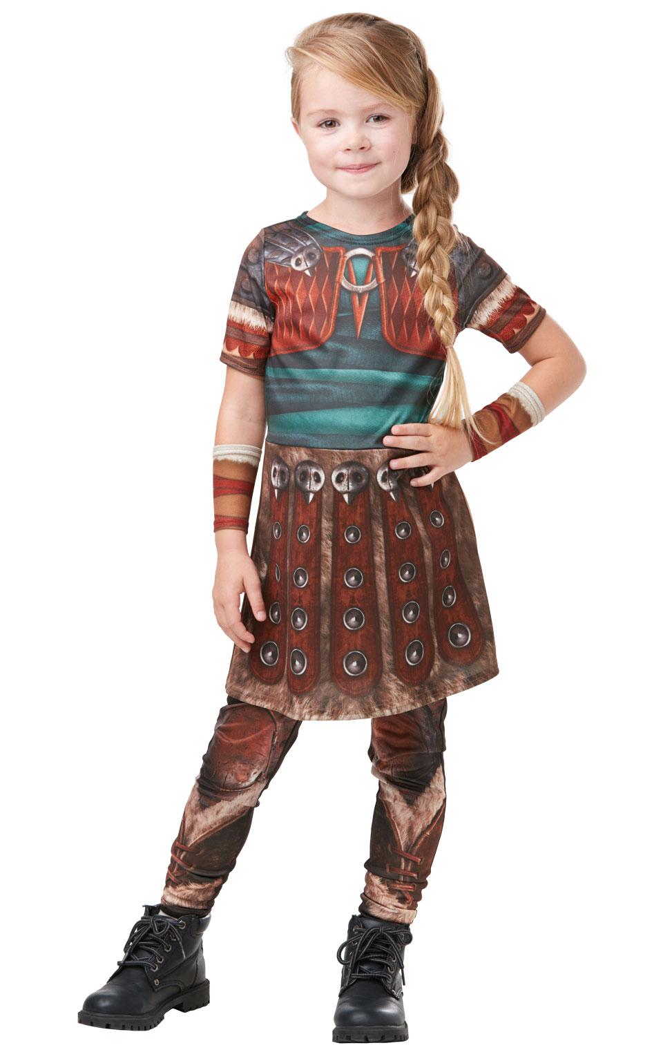 Astrid Girls Costume Tv Book And Film Costumes Mega