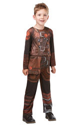 Hiccup Boys Costume