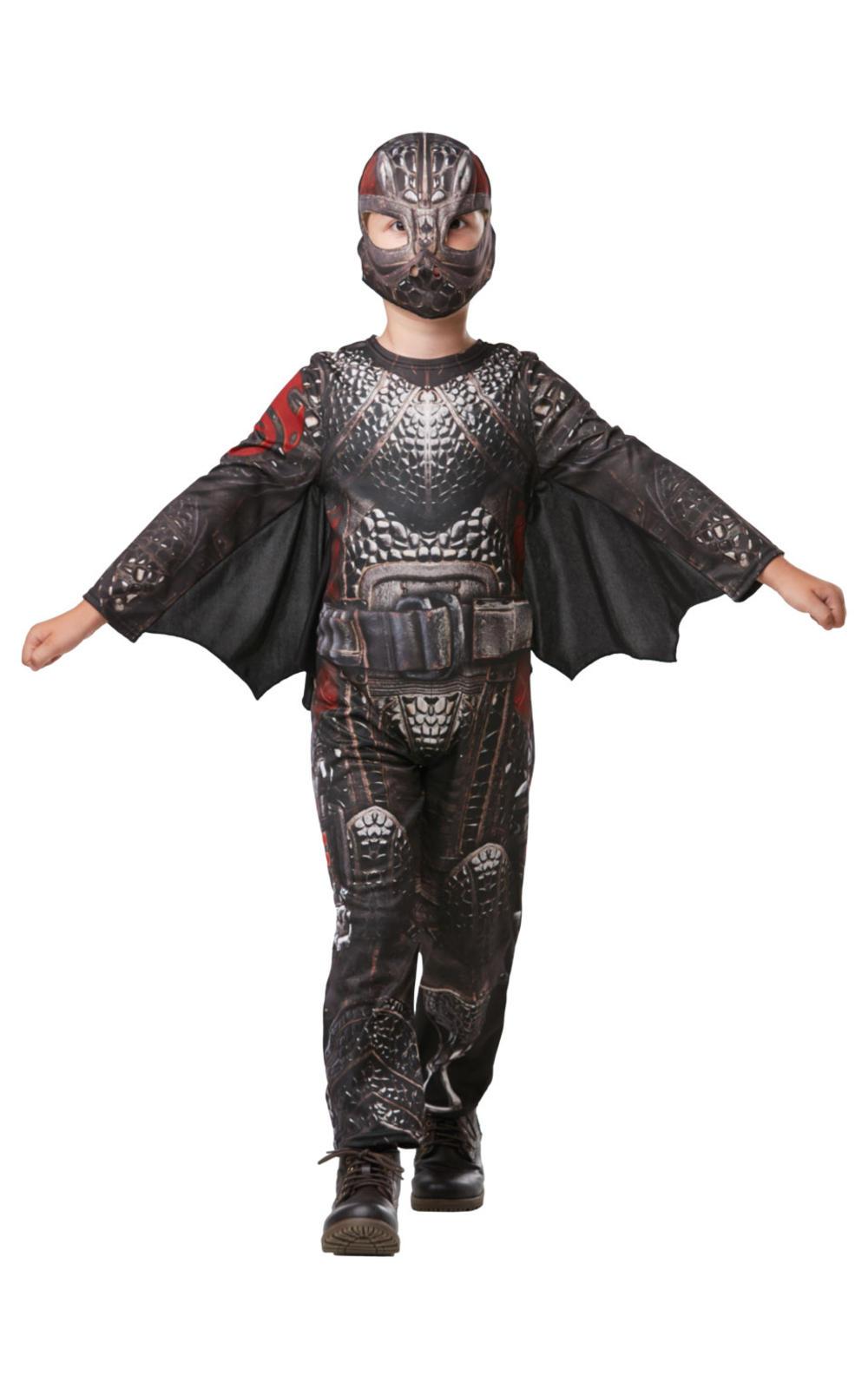 Deluxe Battlesuit Hiccup Boys Costume