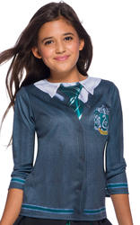 Kids Slytherin Costume Top