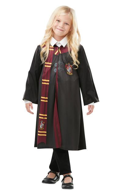Gryffindor Robe Kids Costume