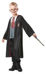 Deluxe Gryffindor Robe Kids Costume
