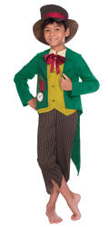 Dickensian Boy Fancy Dress