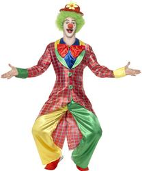 La Circus Deluxe Clown Fancy Dress