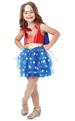 Wonder Woman Girls Fancy Dress