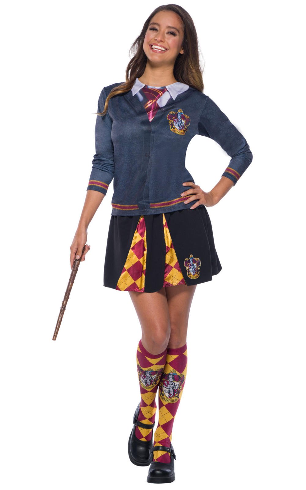 Gryffindor Ladies Skirt
