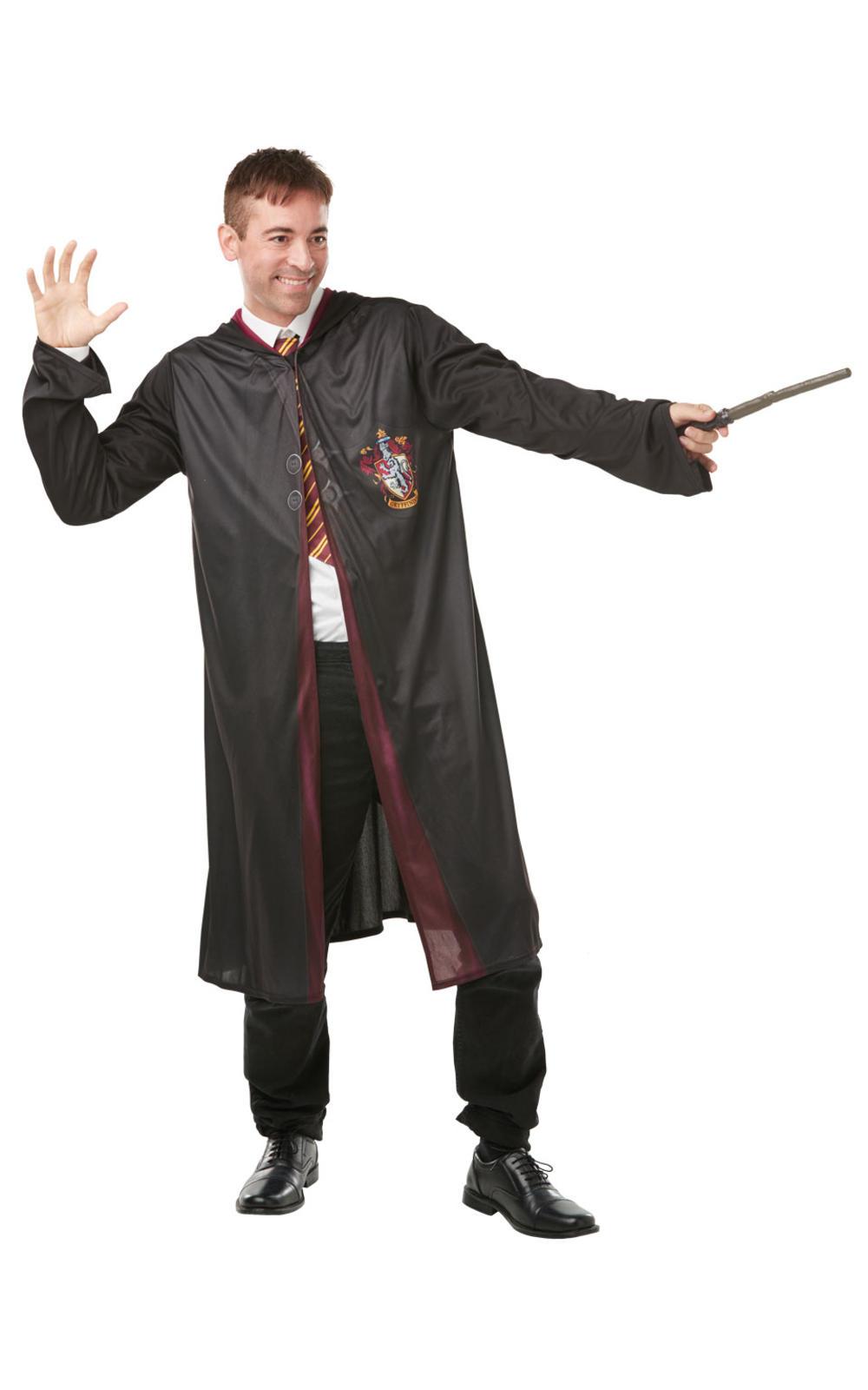 Gryffindor Hooded Robe