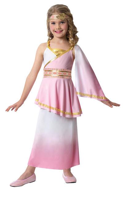 Roman Goddess Girls Fancy Dress