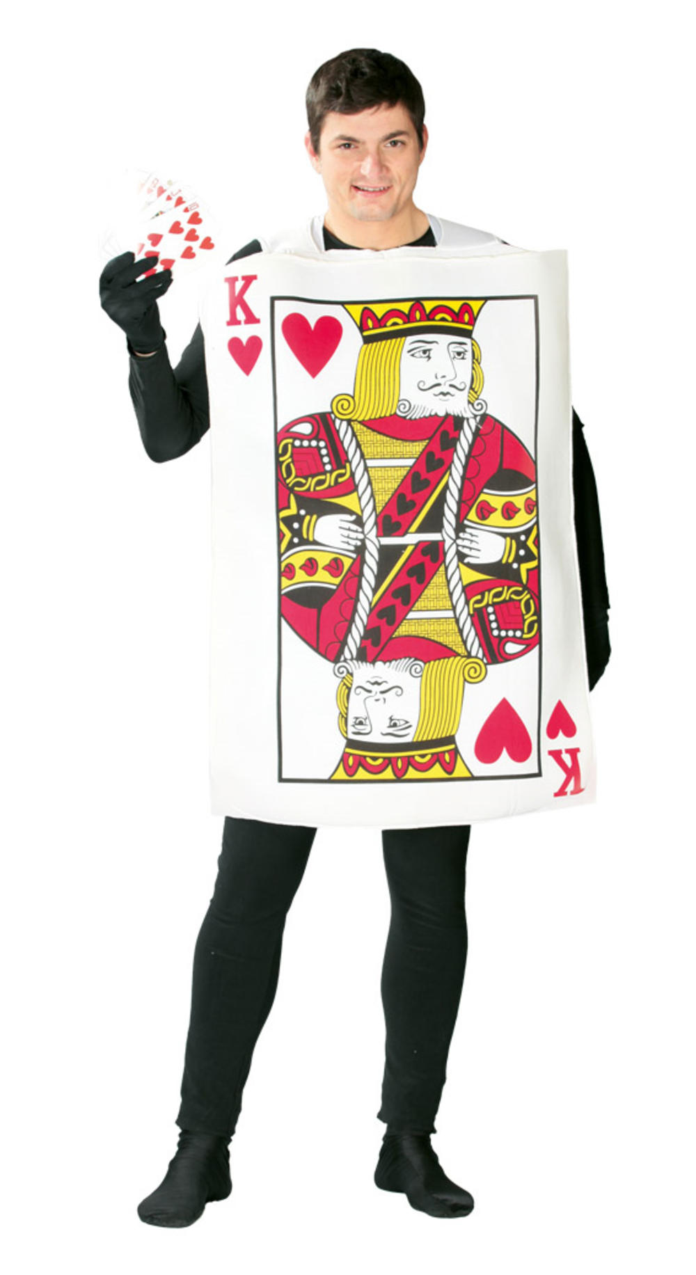 King of Hearts Mens Costume