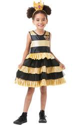 LOL Queen Bee Girls Costume