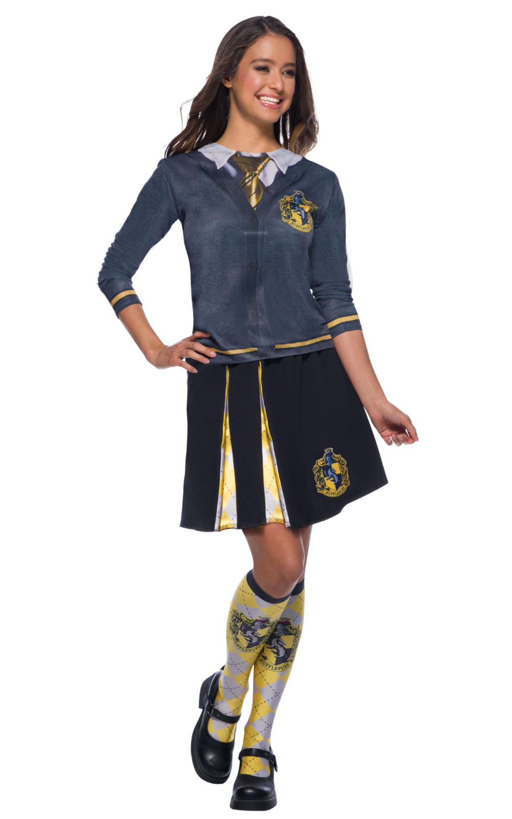 Hufflepuff Ladies Skirt