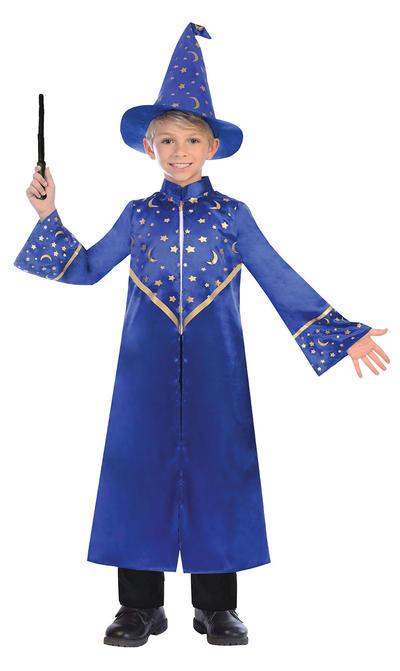 Wizard Kids Fancy Dress