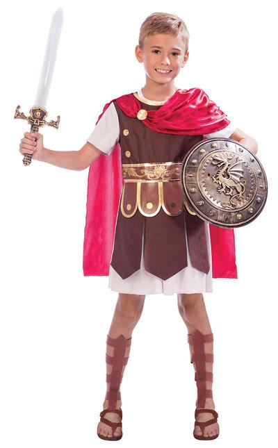 Gladiator Boys Costume