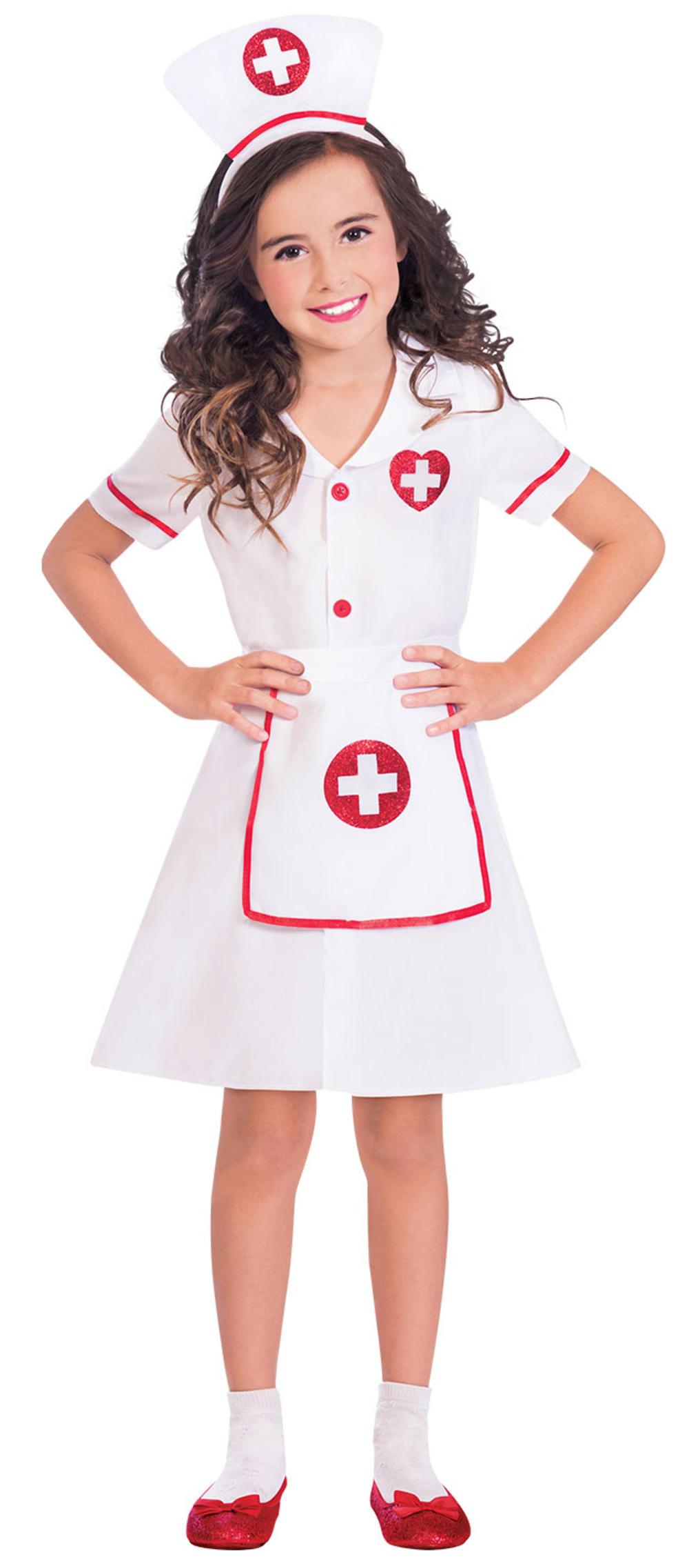 Darling Nurse Girls Costume