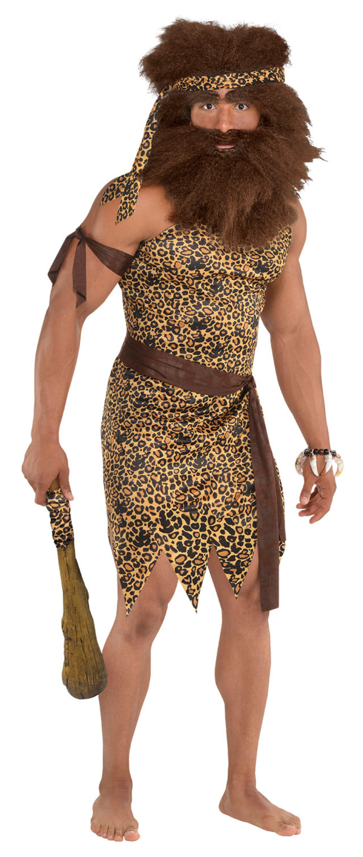Caveman Mens Fancy Dress