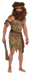 Caveman Mens Fancy Dress