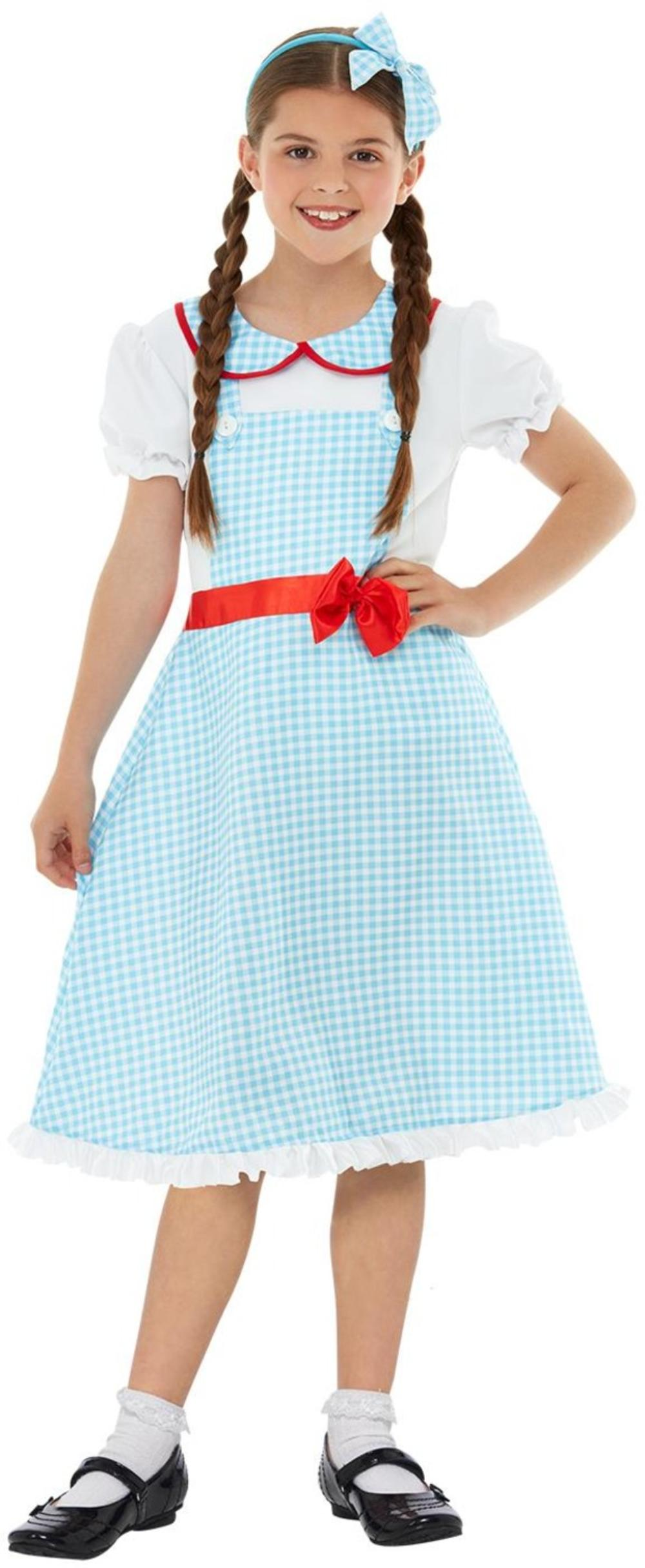 Country Girl Fancy Dress Costume