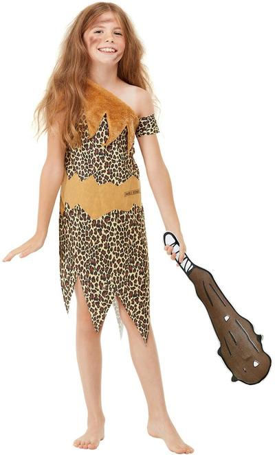 Horrible Histories Cave Kids Costume
