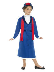 Victorian Nanny Girls Costume
