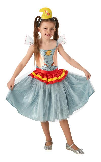 Dumbo Tutu Dress Girls Costume