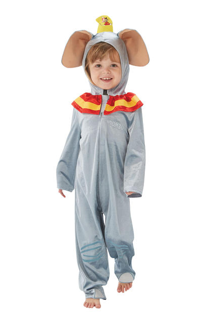 Dumbo Jumpsuit Kids Costume