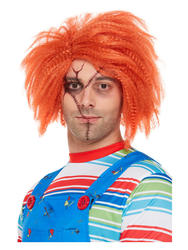 Adults Chucky Wig