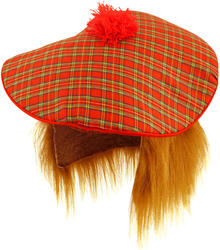 Adults Scottish Hat