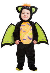 Iddy Biddy Kids Bat Costume