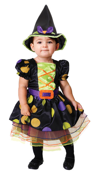 Cauldron Cutie Girls Costume