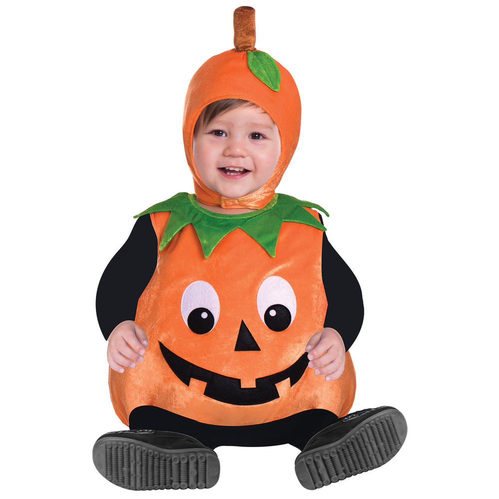 Pumpkin Cutie Pie Kids Costume