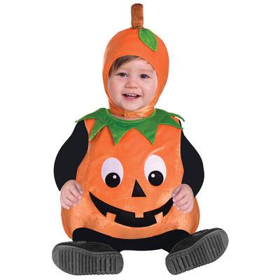 Pumpkin Cutie Pie Kids Costume